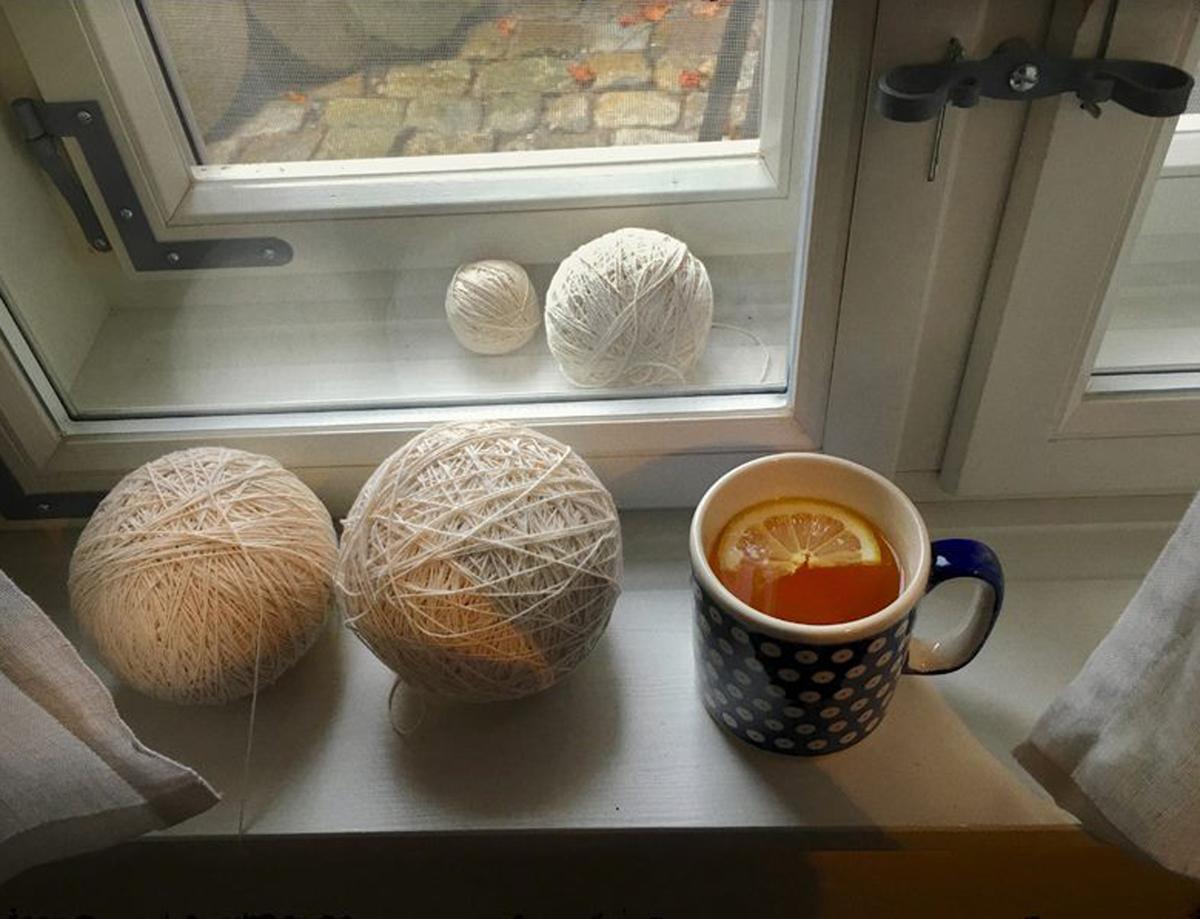 Jeśli herbata, to tylko w kubeczku z bolesławieckiej ceramiki. K